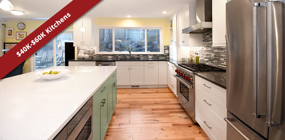 FIXED PRICE KITCHEN PACKAGES