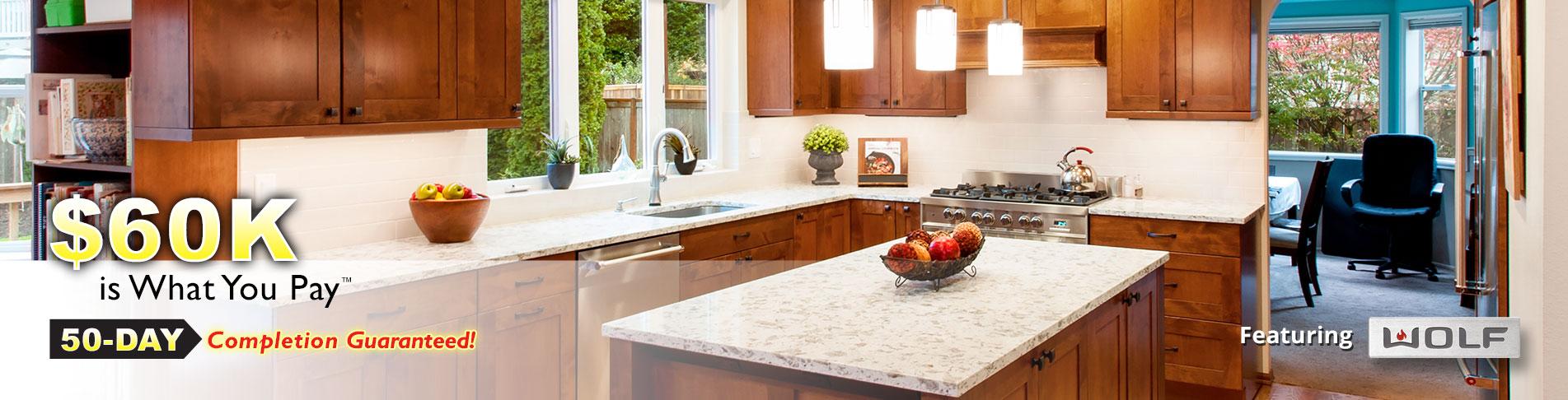 $60K Kitchens
