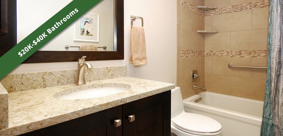 FIXED PRICE BATHROOM PACKAGES